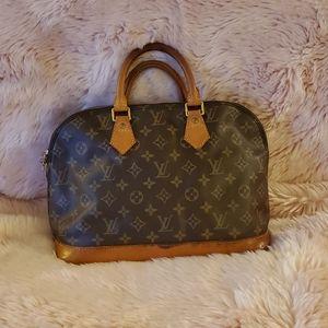 100% Authentic Louis Vuitton Alma MM